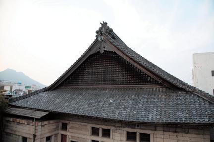 지붕합각부/문화재청