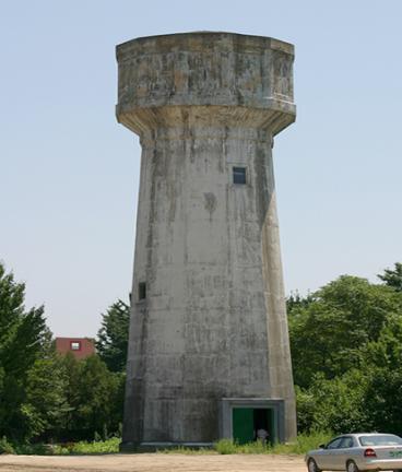 안동역 급수탑