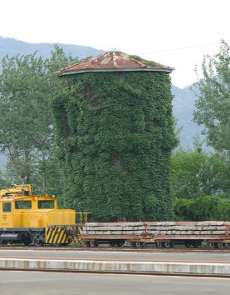 삼랑진역 급수탑