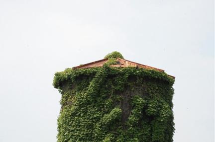 급수탑 지붕/문화재청