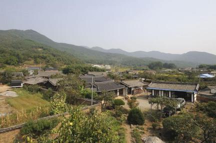 마을전경/문화재청