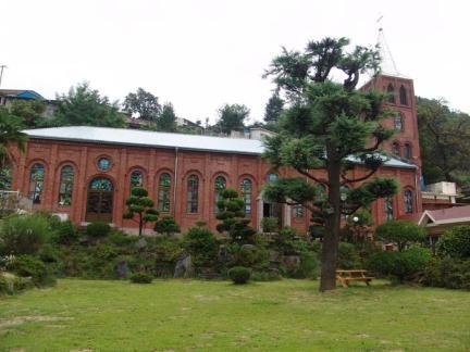 진주 옥봉성당