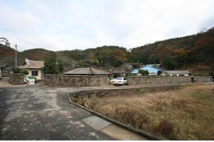 마을전경/2011.12/문화재청