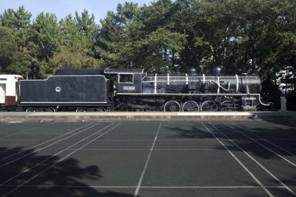 미카형 증기기관차 304호