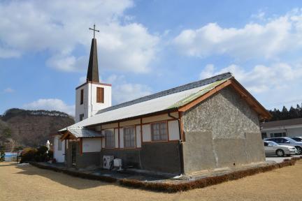 천주교 진산 성지성당
