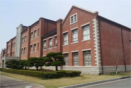 익산 구 이리농림고등학교 본관1