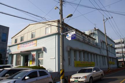 구 조선식량영단 군산출장소: 전경