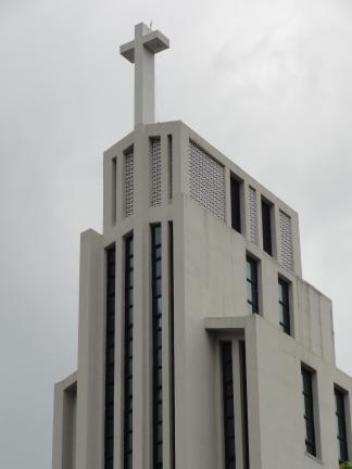 대전 대흥동성당: 종탑부