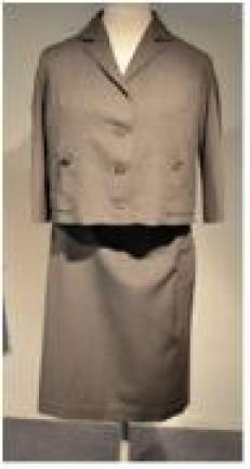 프란체스카 여사 의복과 소품