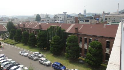 진주 배영초등학교 구 본관