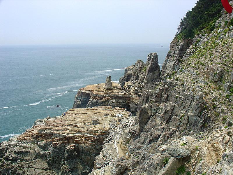 Taejongdae Cliffed Coast, Busan