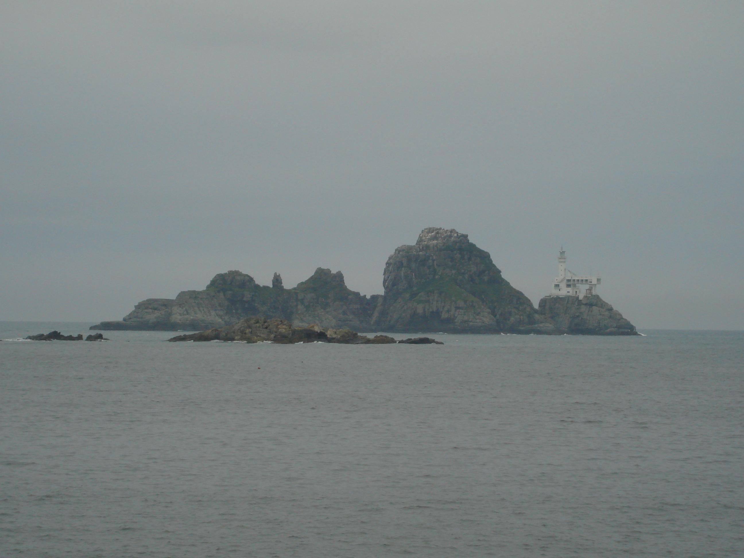 Oryukdo Islets, Busan
