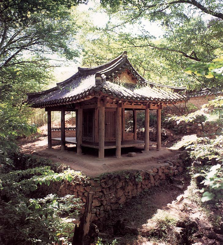Gwangpunggak pavilion