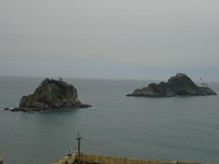 오륙도 수리섬과 굴섬