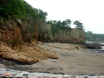 채석범주일원전경(적벽강)