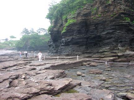 채석범주일원전경(채석강)