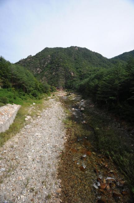 울진 불영사 계곡일원