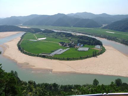 예천회룡포