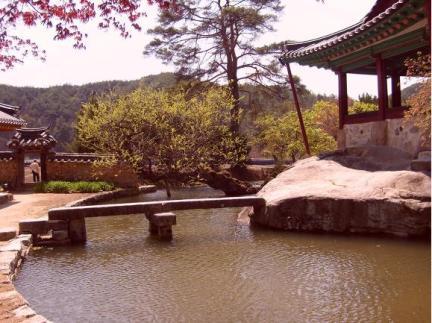 봉화 청암정과 석천계곡
