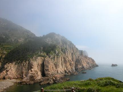 소매물도등대섬