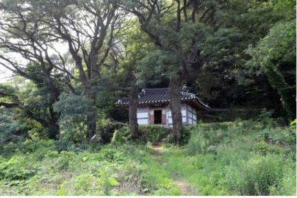 오룡묘2(군산시 향토문화유산 제19호)
