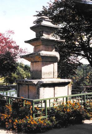 부인사석탑