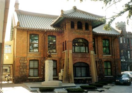 계성학교아담스관