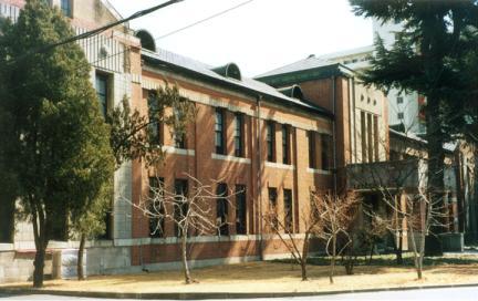 구대구상업학교본관