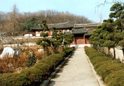 인천향교(전경)