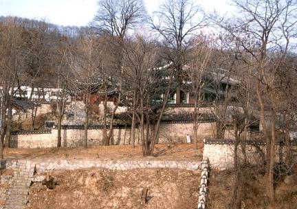 성공회강화성당(원경)