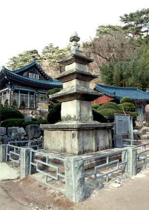 석남사삼층석탑