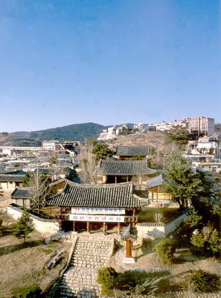 울산향교(전경)