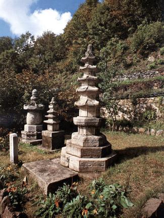 수종사오층석탑
