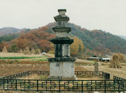 횡성신대리삼층석탑
