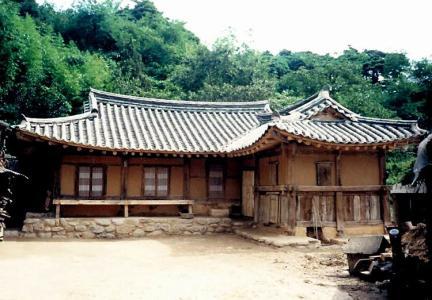 김종우가옥(정면)