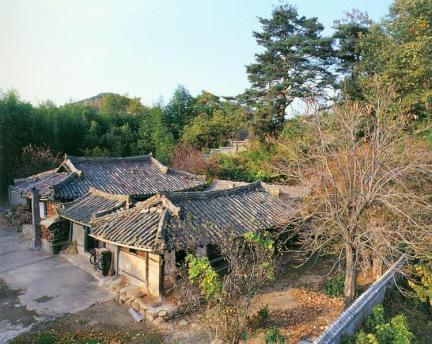 삼척김부윤가옥