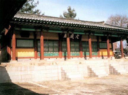 춘천향교(대성전)
