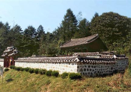 청원 묵정영당