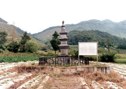 삼방리삼층석탑