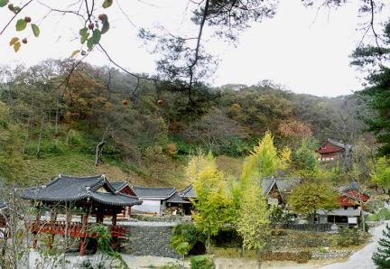 장곡사설선당(원경)