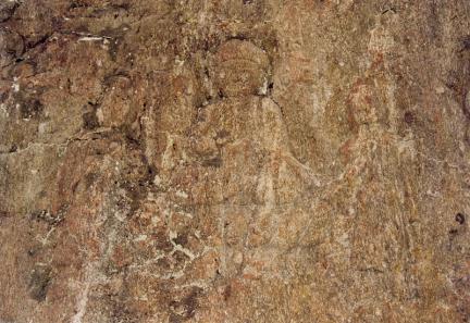 석가삼존근경