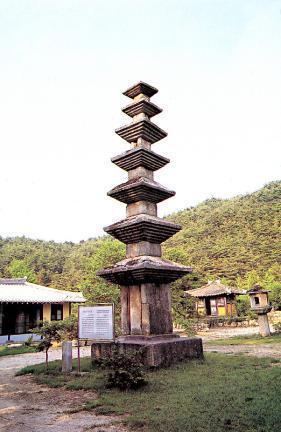 용담사칠층석탑