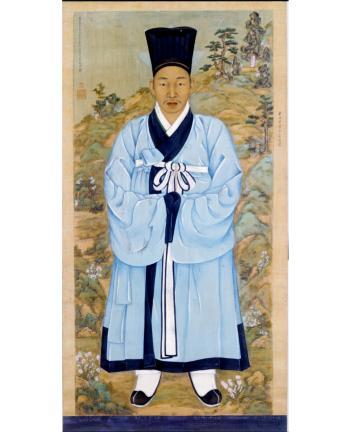 신기영 초상화