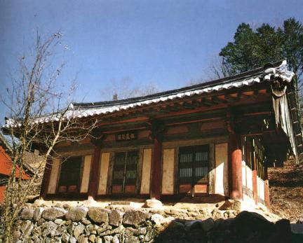 송광사진영당