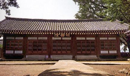 낙안향교(명륜당)