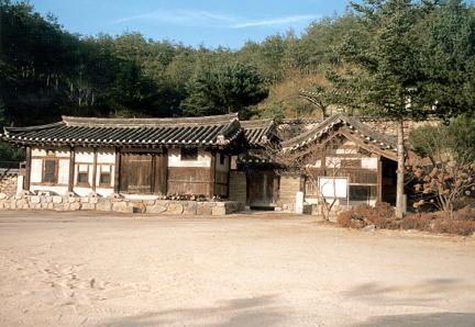 광산김씨재사및사당
