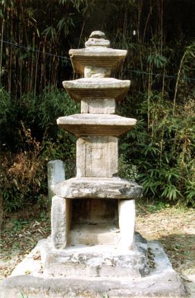 나소동삼층석탑