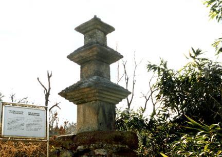 하리동모전삼층석탑