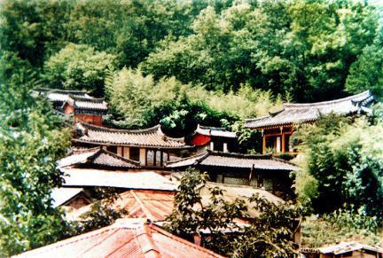 고운영정사당(전경)