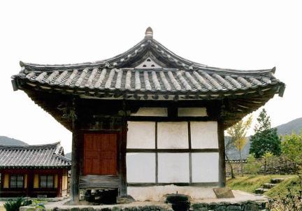 예림서원(우측면)